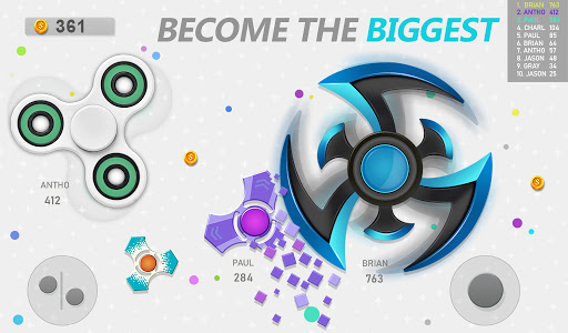Fidget Spinner .io Game 170.1 screenshots 3
