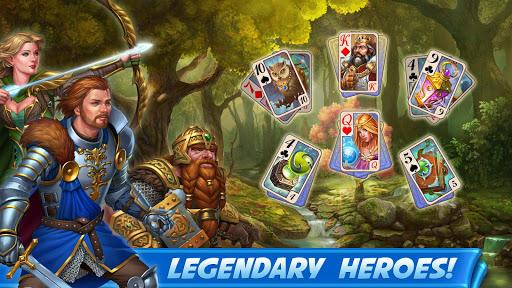 Emerland Solitaire 2 Card Game apktram screenshots 11