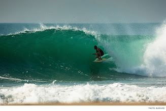 Photo: Photo of the Day: Pat Towersey, Mexico. Photo: Burkard #Surfer #SurferPhotos