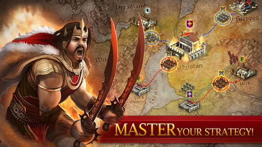 Rise of War : Eternal Heroes screenshot 2