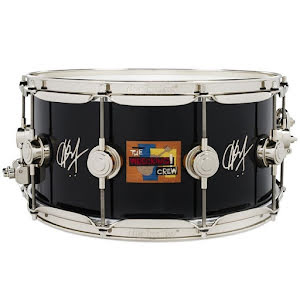 """14"""" x6,5"""" DW Icon Snare - Wrecking Crew"""
