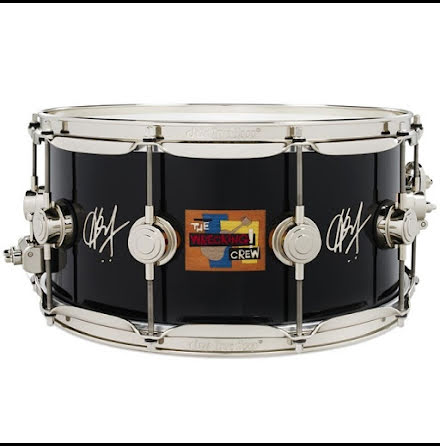 "14"" x6,5"" DW Icon Snare - Wrecking Crew"