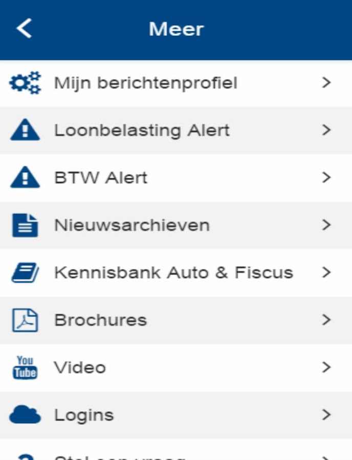 Zuurbier Voulon Accountants- screenshot