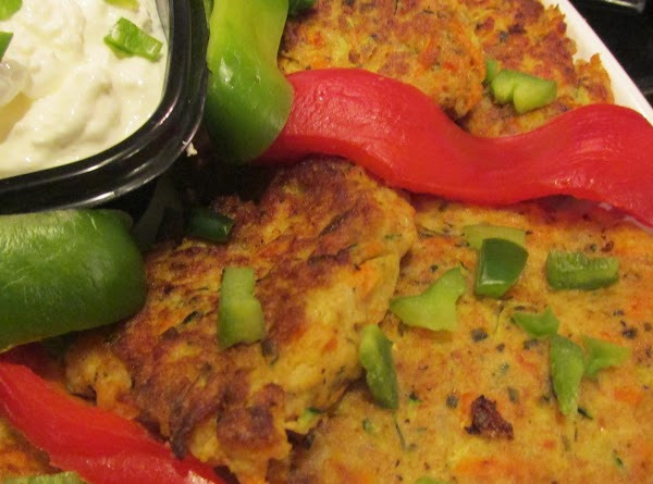 Line a platter with paper towel, and add the patties as they are cooked,...