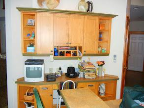 Photo: Kitchen Telephone Desk