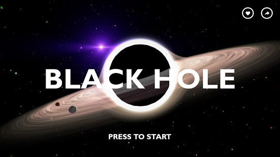 VR Black Hole- screenshot thumbnail
