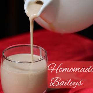 Homemade Baileys (Irish Cream Whiskey) Recipe