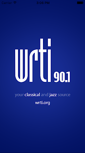 Classical & Jazz Radio WRTI- screenshot thumbnail