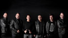 La banda de rock Apache presenta su nueva propuesta en Roquetas.