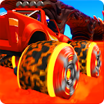 Blaze Power Tires Race Game 1.0