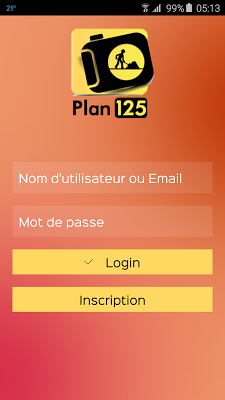 Plan125 - screenshot