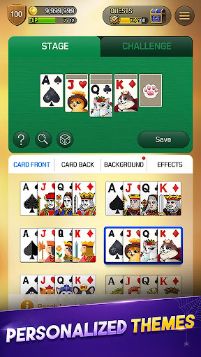 Spider Solitaire: Card Games screenshots 21