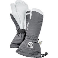 Army Leather Heli Ski 3 finger