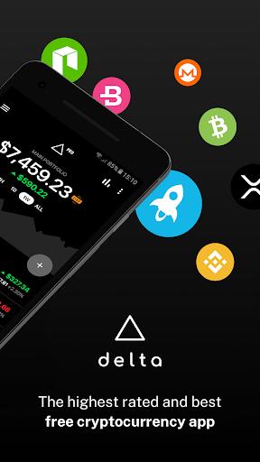 Delta - Bitcoin & Cryptocurrency Portfolio Tracker Apk 2