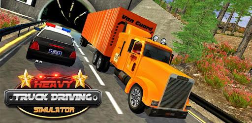 Приложения в Google Play – Cargo Truck Driving Simulator 2019