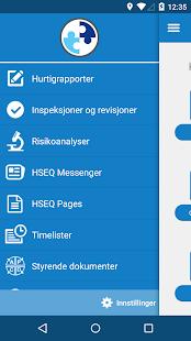 HSEQ Free - screenshot thumbnail