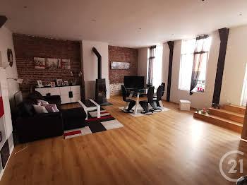 Appartement 4 pièces 98,15 m2