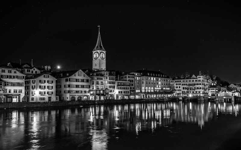 Zürich by Night di Emilio71