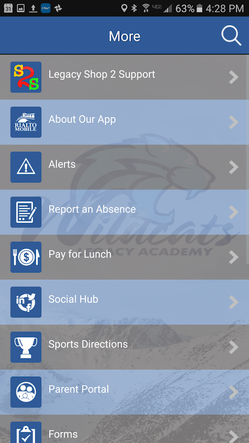 Legacy Academy- screenshot