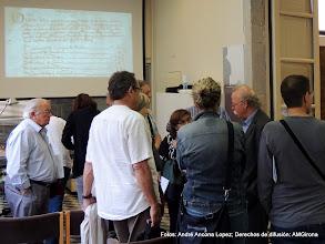 Photo: Presentación del documento 2