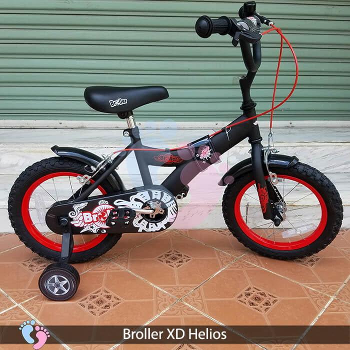 Xe đạp trẻ em Broller XD Helios 3