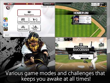 9 Innings: 2015 Pro Baseball Screenshot 4