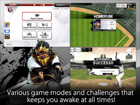 9 Innings: 2015 Pro Baseball 5.1.8 screenshot 185750
