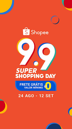 Shopee BR: 9.9 Shopping Day Apk 2