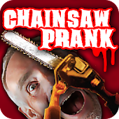 Frighten Friend Chainsaw Prank