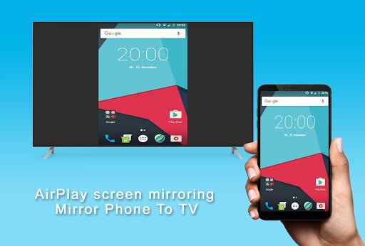 AirPlay Screen Mirroring & Mirror Phone To TV 1.0 screenshots 1