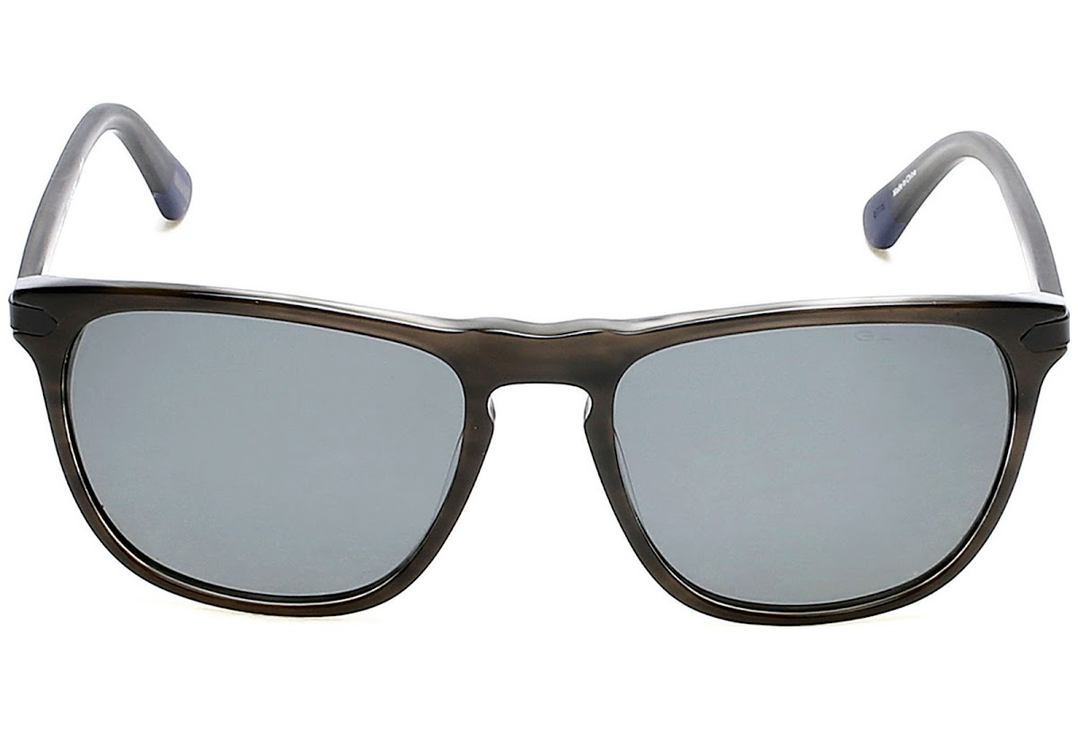 45ddf64c89 Buy Gant GA7078 C56 05D (black other   smoke polarized) Sunglasses ...