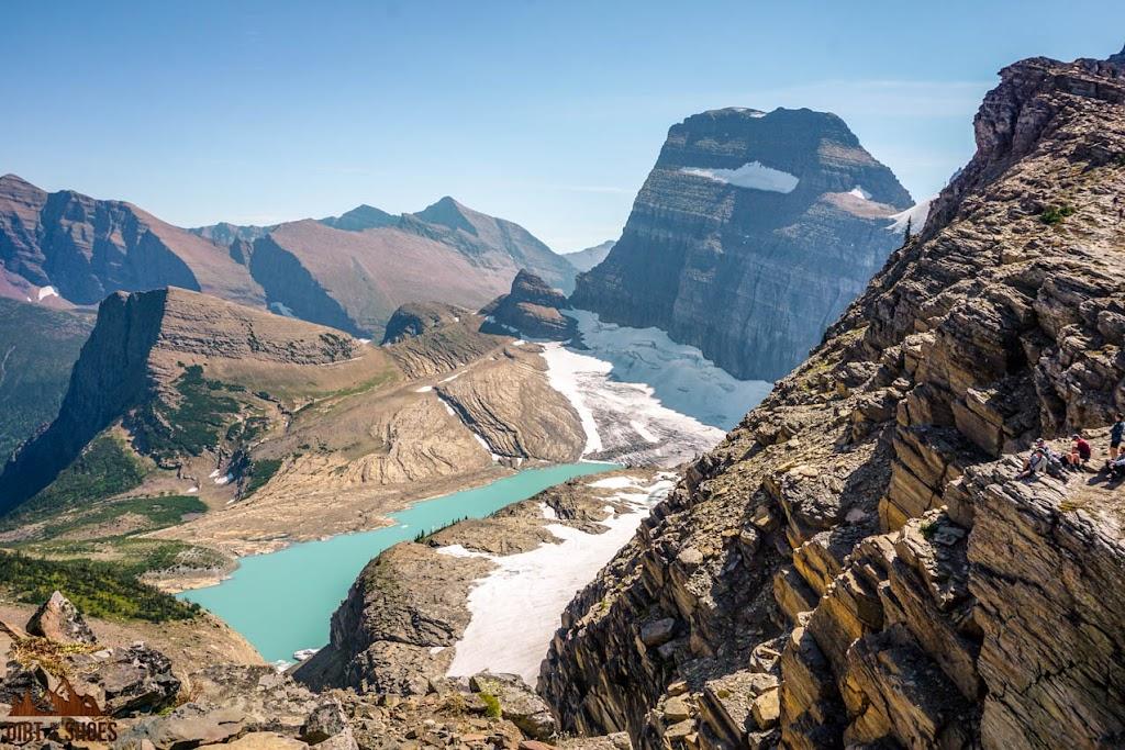 Grinnell Glacier || Glacier National Park || Dirt In My Shoes