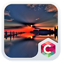 Perfect Sunset CLauncher Theme icon