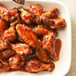 Slow Cooker Five-Spice Chicken Wings