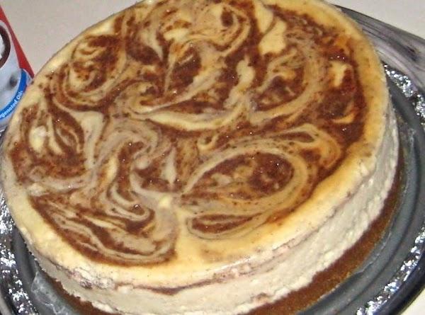 Muscadine Swirl Cheesecake Recipe