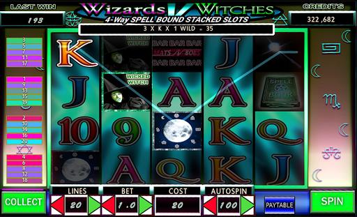 Magic Wizards Video Slotsud83euddd9 7004 screenshots {n} 2