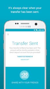Pangea Money Transfer screenshot