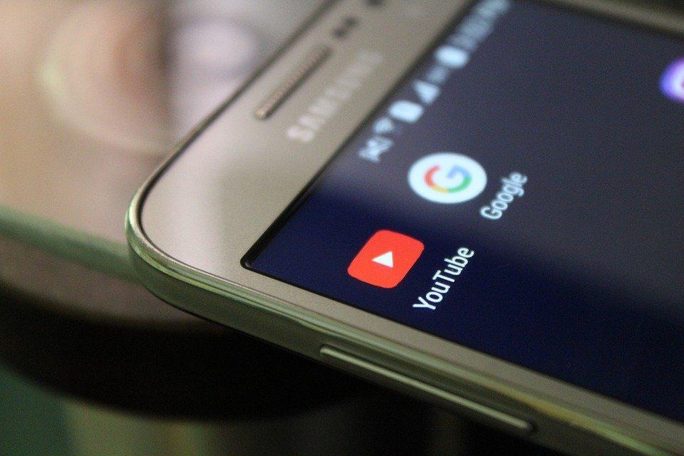Youtube, Google, Meios De Comunicação Sociais, Apps