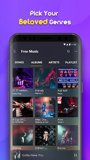 Free Music - Music Player, MP3 Player 10.2.4 Screenshots 8