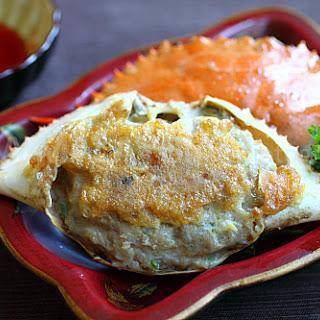 Stuffed Crab (Poo Cha).