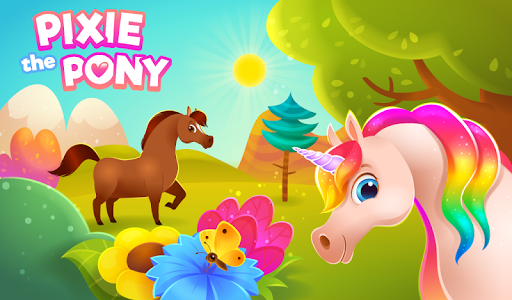 Pixie the Pony - My Virtual Pet apkpoly screenshots 18