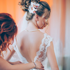 Wedding photographer Valeriya Kolosova (kolosovaphoto). Photo of 07.01.2018
