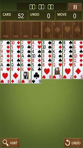 Freecell King Screenshot