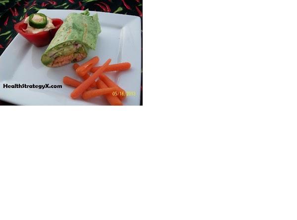 Salmon Wrap Recipe