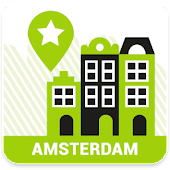 Amsterdam Travel Guide - City Map, top Highlights