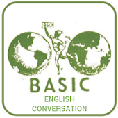 Conversation agent & 45-step Basic English course