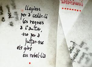 Photo: petició