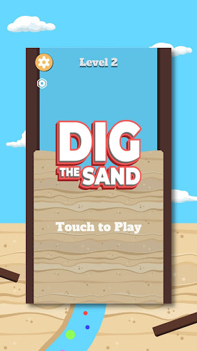 Free Robux - Dig the Sand modavailable screenshots 1