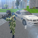 Crime Fighters vs Mercenaries icon