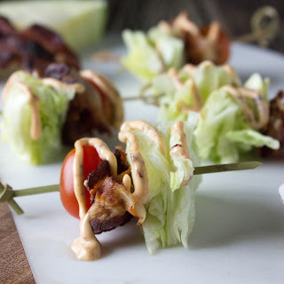 BLT Bites with Chipotle Mayo Recipe